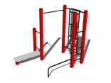 4453.021 Streetworkout multiseade 5