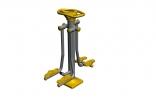4327.27  Leg Strengthening&Streching