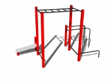 4454.024 Streetworkout multiseade 5