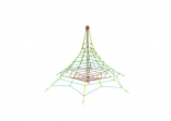 4012.635 Võrkpüramiid 3,5 m (k.k=1 m)