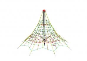 4012.845 Võrkpüramiid 4,5m (k.k=1 m)