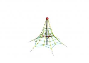 4012.625 Võrkpüramiid  2,5m (k.k=1 m)