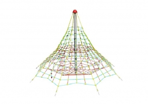 4012.850 Võrkpüramiid 5m  (k.k = 1 m)