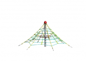 4012.620 Võrkpüramiid 2m (k.k= 1 m)
