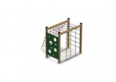 3943.210 Ronila redel-redel-redel + võrk lisadega